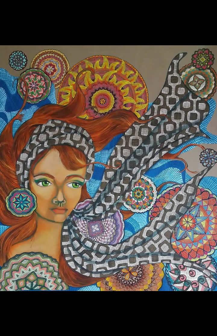 Minha Alma Canta de SoniaGarota de Ipanema, de Carla Schwab Madruga