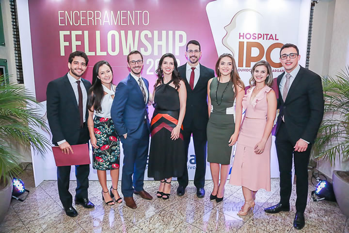 Encerramento Fellowship 2018